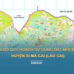 Tải về bản đồ quy hoạch sử dụng đất huyện Si Ma Cai (Lào Cai)