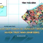 Tải về bản đồ quy hoạch sử dụng đất huyện Trực Ninh (Nam Định)