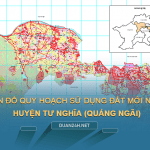 Tải về bản đồ quy hoạch sử dụng đất huyện Tư Nghĩa (Quảng Ngãi)