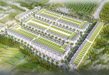 Phối cảnh dự án Khu nhà ở Quang Phúc 2