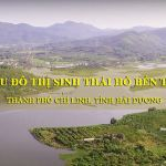 Dự án Khu đô thị sinh thái Hồ Bến Tắm