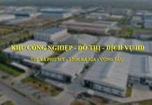 KCN HD tại thị xã Phú Mỹ, tỉnh Bà Rịa - Vũng Tàu có quy mô 450 ha