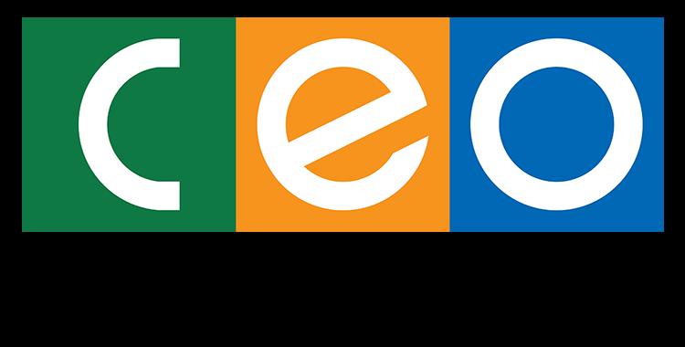Logo nhân diện thương hiệu Tập đoàn CEO