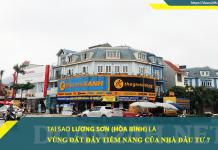 Lương Sơn vùng đất tiềm năng của nhà đầu tư bất động sản