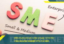 Nghị định số 80/2021/NĐ-CP quy định nhiều hỗ trợ cho doanh nghiệp có hiệu lực từ 15/10/2021