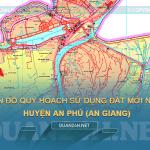 Tải về bản đồ quy hoạch sử dụng đất huyện An Phú (An Giang)