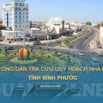 Cách tra cưu QH tỉnh Bình Phước miễn phí