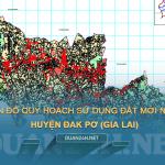 Tải về baner đồ quy hoạch sử dụng đất huyện Đak Pơ (Gia Lai)