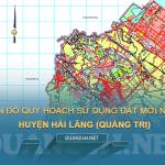Tải về bản đồ quy hoạch sử dụng đất huyện Hải Lăng (Quảng Trị)
