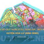 Tải về bản đồ quy hoạch sử dụng đất huyện Hoa Lư (Ninh Bình)
