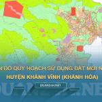 Tải về bản đồ quy hoạch sử dụng đất huyện Khánh Vĩnh (Khánh Hòa)