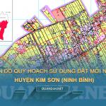 Tải về bản đồ quy hoạch sử dụng đất huyện Kim Sơn (Ninh Bình)