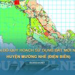 Tải về bản đồ quy hoạch sử dụng đất huyện Mường Nhé (Điện Biên)