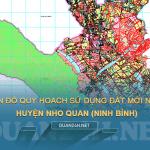 Tải về bản đồ quy hoạch dử dụng đất huyện Nho Quan (Ninh Bình)