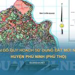 Tải về bản đồ quy hoạch sử dụng đất huyện Phù Ninh (Phú Thọ)