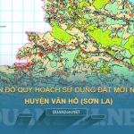 Tải về bản đồ quy hoạch sử dụng đất huyện Vân Hồ (Sơn La)
