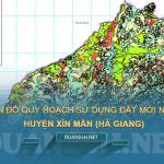 Tải về bản đò quy hoạch sử dụng đất huyện Xín Mần (Hà Giang)