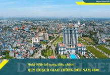 Nam Định bổ sung tuyến đường mới vào quy hoạch giao thông đến năm 2030