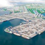 Dự án trung tâm logistics Cái Mép Hạ có quy mô 1760 ha