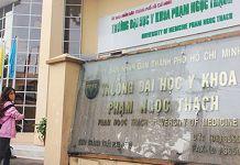 Đại Học Y Khoa Phạm Ngọc Thạch