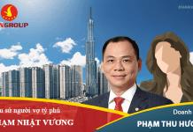 Phạm Thu Hương - Thông tin về người vợ kín tiếng của tỷ phú Phạm Nhật Vượng