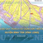 Tải về bản đồ quy hoạch sử dụng đất huyện Bình Tân (Vĩnh Long)