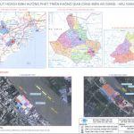 Tài liệu quy hoạch cảng biển An Giang và Hậu Giang thời kỳ 2021 - 2030, tầm nhìn năm 2050