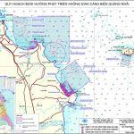 Tài liệu quy hoạch cảng biển Quảng Ngãi thời kỳ 2021 - 2030, tầm nhìn năm 2050