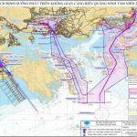 Tài liệu quy hoạch cảng biển Quảng Ninh thời kỳ 2021 - 2030, tầm nhìn năm 2050