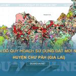 Tải về bản đồ quy hoạch sử dụng đất huyện Chư Păh (Gia Lai)