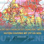 Tải về bản đồ quy hoạch sử dụng đất huyện Chương Mỹ (Hà Nội)