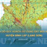 Tải về bản đồ quy hoạch sử dụng đất huyện Đình Lập (Lạng Sơn)