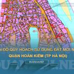 Tải về bản đồ quy hoạch sử dụng đất Quận Hòa Kiếm (TP Hà Nội)