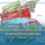 Tải về bản đồ quy hoạch sử dụng đất huyện Duyên Hải (Trà Vinh)