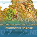 Tải về bản đồ quy hoạch sử dụng đất huyện Mèo Vạc (Hà Giang)