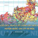 Tải về bản đồ quy hoạch sử dụng đất huyện Quốc Oai (Hà Nội)