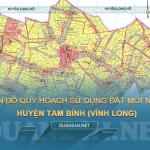 Tải về bản đồ quy hoạch sử dụng đất huyện Tam Bình (Vĩnh Long)