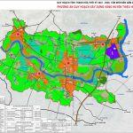 Thông tin quy hoạch chung huyện Thiệu Hóa (Thanh Hóa)