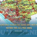 Tải về bản đồ quy hoạch sử dụng đất huyện Trà Cú (Trà Vinh)