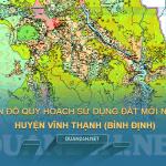 Tải về bản đồ quy hoạch sử dụng đất huyện Vĩnh Thạnh (Bình Định)