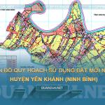 Tải về bản đồ quy hoạch sử dụng đất huyện Yên Khánh (Ninh Bình)
