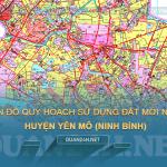 Tải về bản đồ quy hoạch sử dụng đất huyện Yên Mô (Ninh Bình)